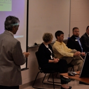 Panel introductions