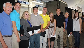 2012 KCF Scholarship Winners
