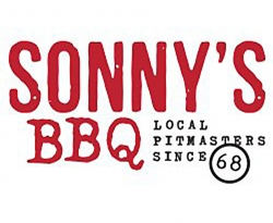 Sonny's BBQ Local Pitmasters Since '68 graphic