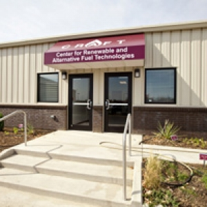 Photo of CRAFT Center building