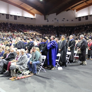Fall 2019 Graduation Ceremony.