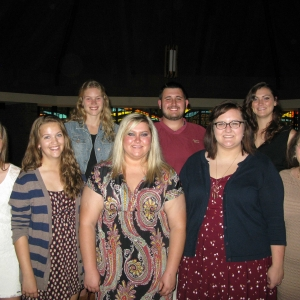DTA inductees for fall 2014